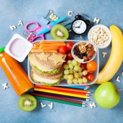 Gay Lea – Healthy lunchbox swaps