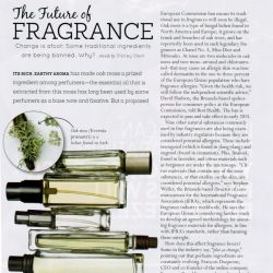 Best Health, The future of fragrance